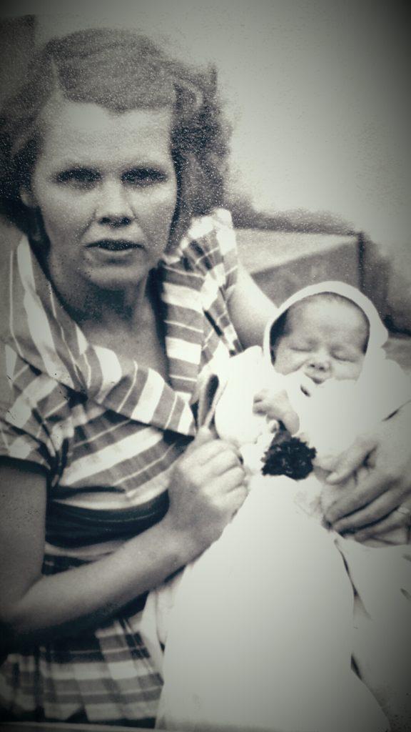 Mamma och Annicka