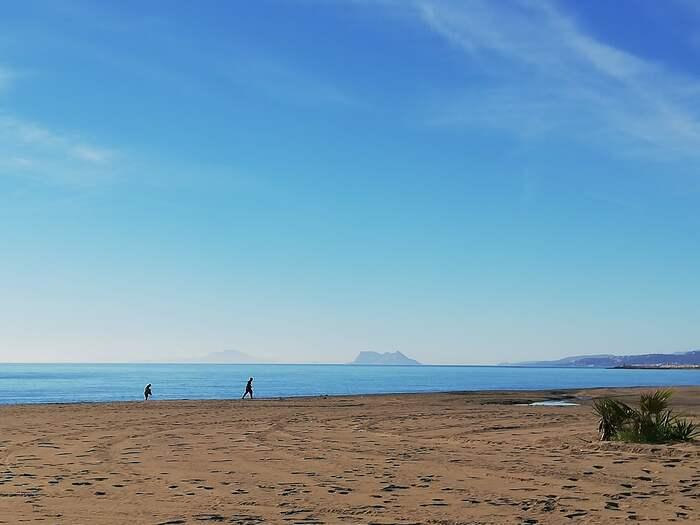 Gibraltar på avstånd