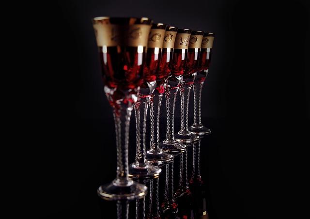Vackra glas