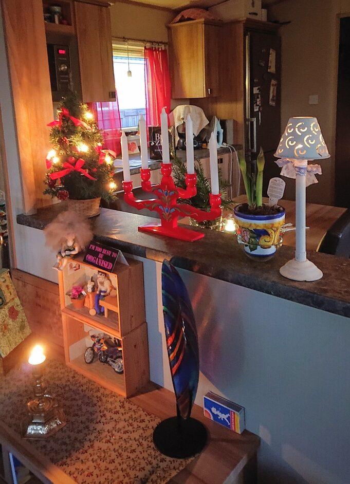 Julemys i Villavagnen
