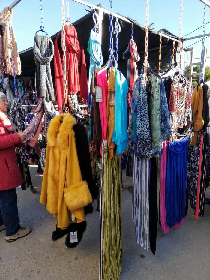 Marknadkläder i Marbella