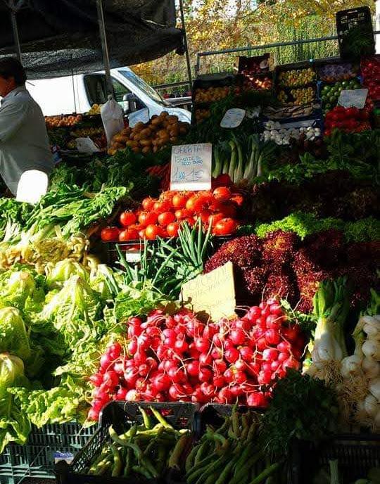 Spanska grönsaker