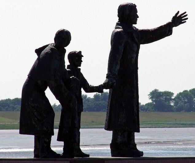 Staty över utvandrarna